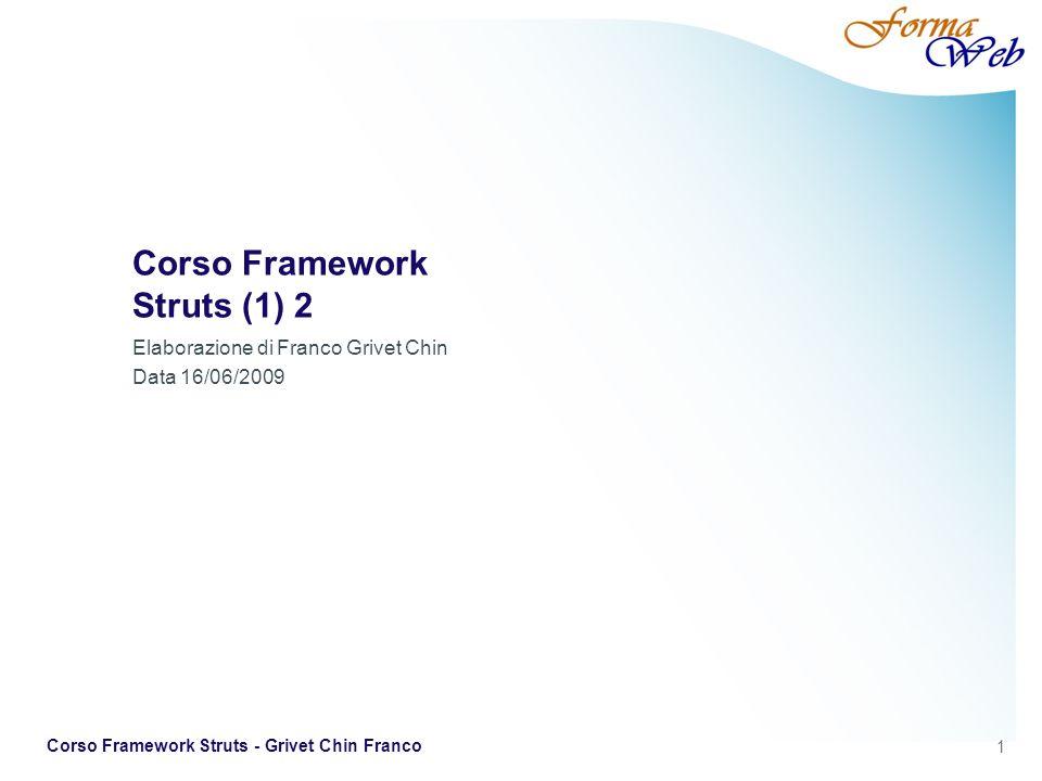 Corso Framework Struts (1) 2