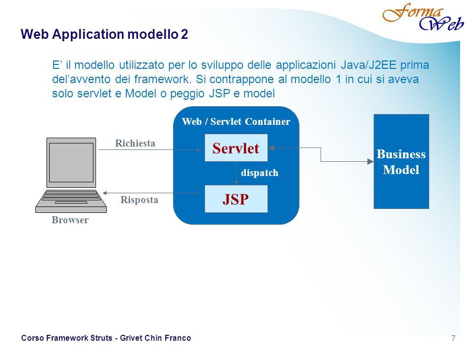 Web Application modello 2