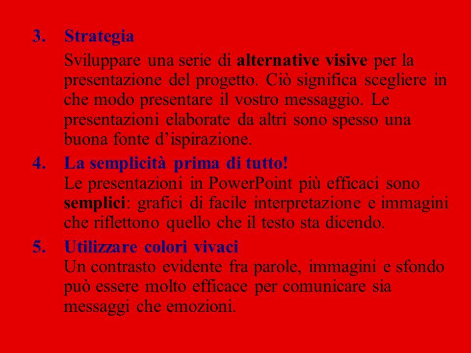 3. Strategia