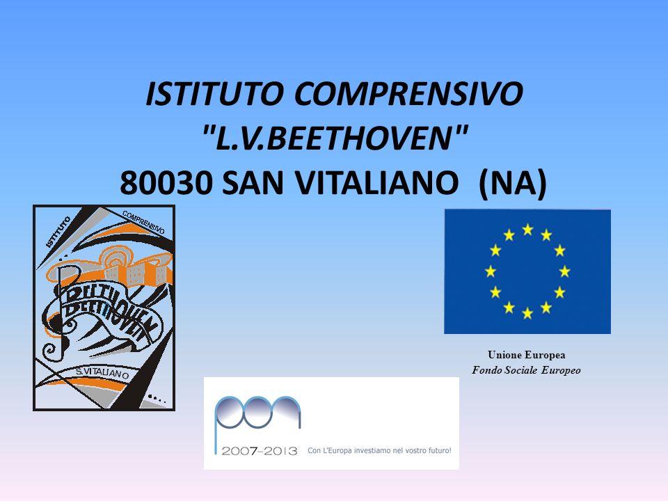 ISTITUTO COMPRENSIVO L.V.BEETHOVEN 80030 SAN VITALIANO (NA)