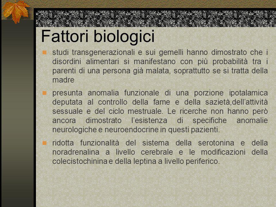 Fattori biologici