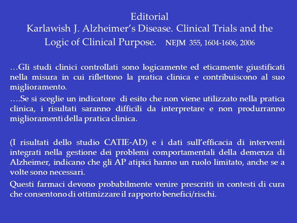 Editorial Karlawish J. Alzheimer's Disease