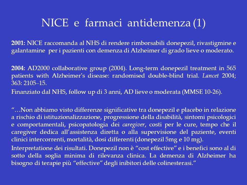 NICE e farmaci antidemenza (1)