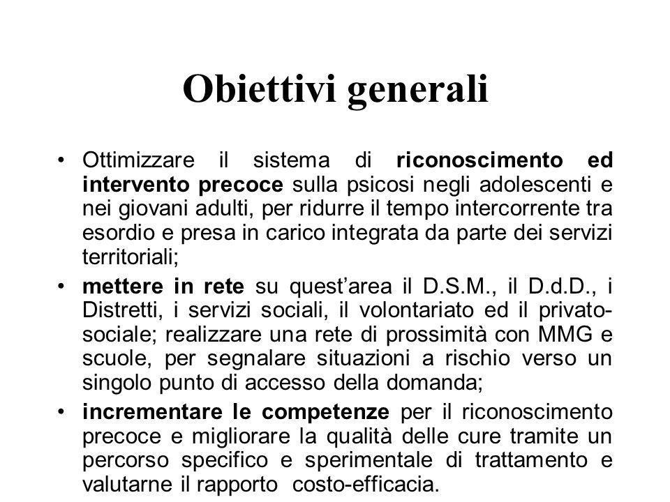 Obiettivi generali