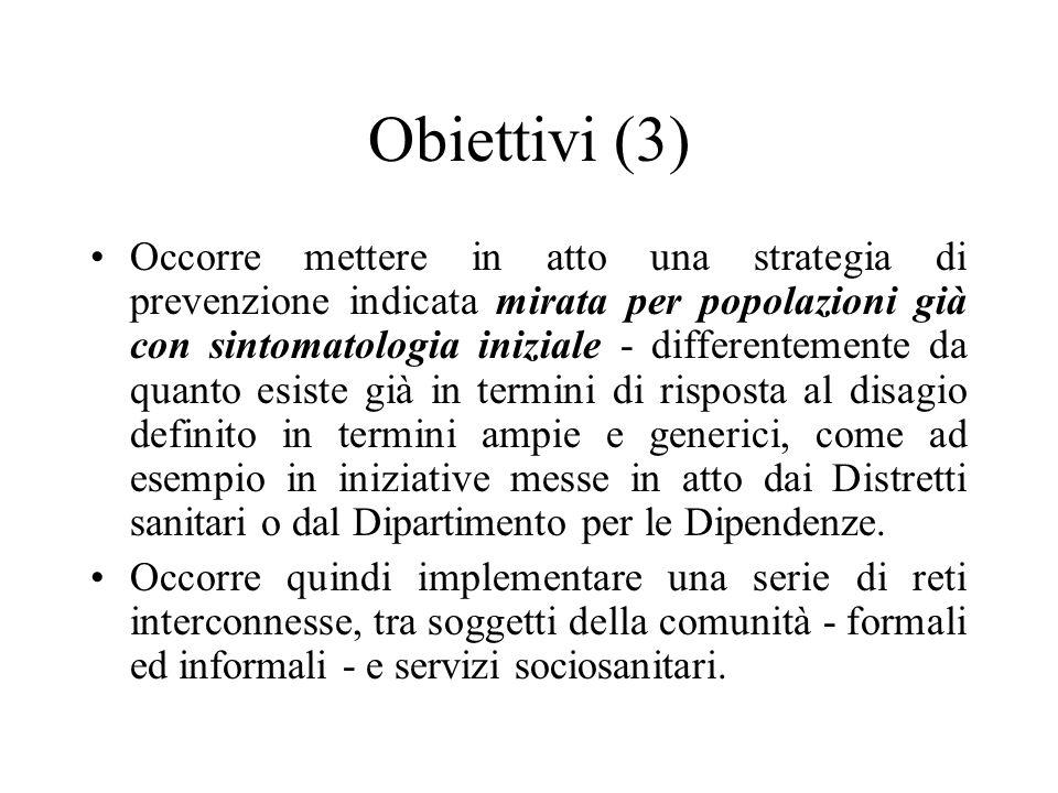 Obiettivi (3)