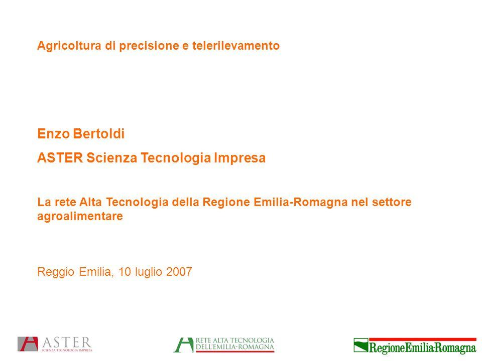 ASTER Scienza Tecnologia Impresa