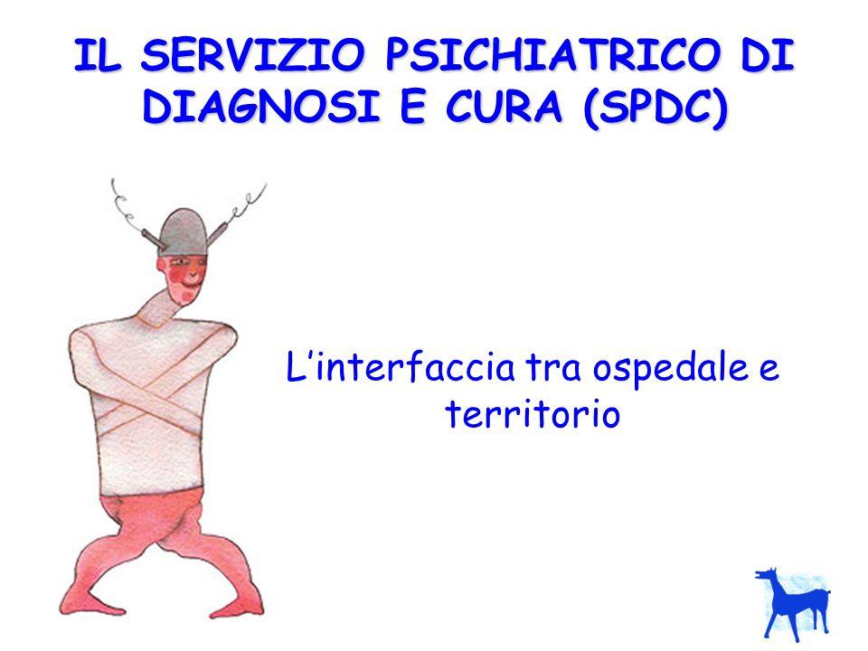 IL SERVIZIO PSICHIATRICO DI DIAGNOSI E CURA (SPDC)