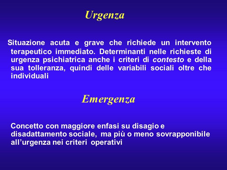 Urgenza