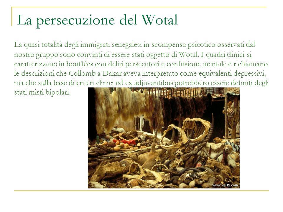 La persecuzione del Wotal