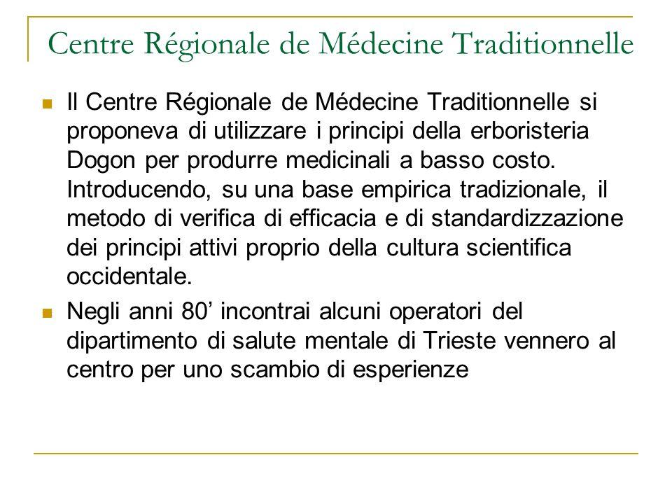 Centre Régionale de Médecine Traditionnelle