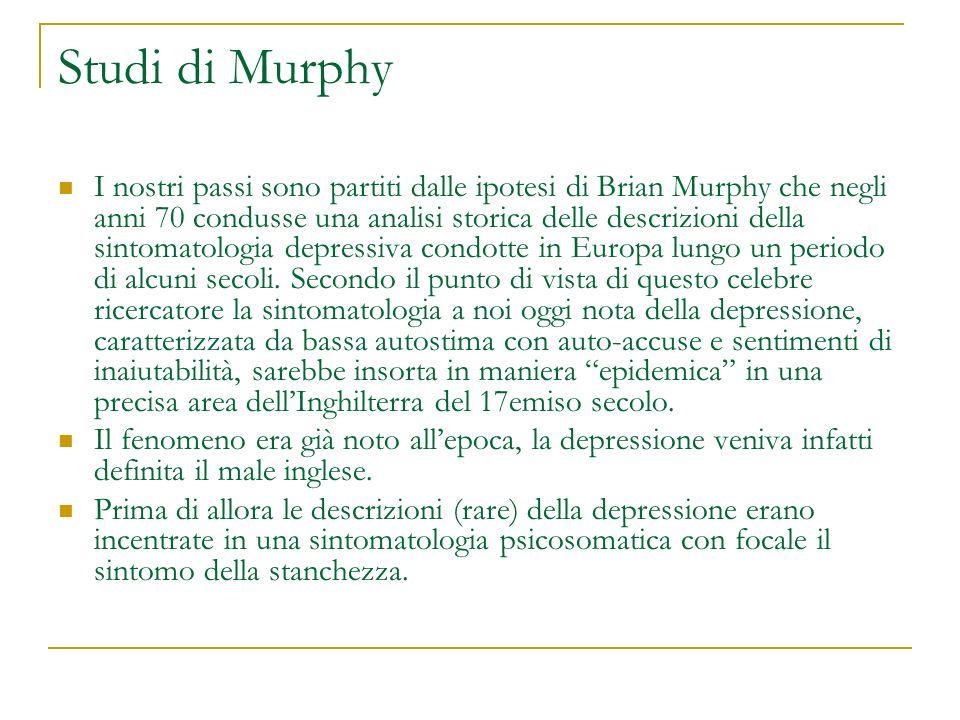 Studi di Murphy