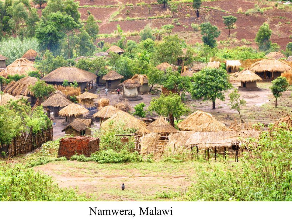 Namwera, Malawi