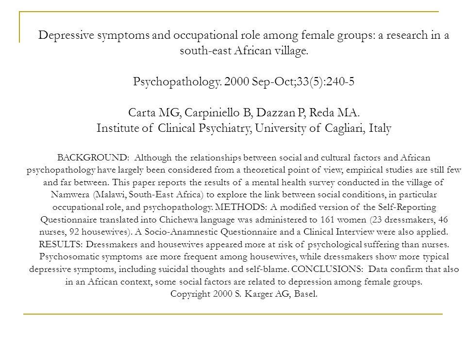 Psychopathology. 2000 Sep-Oct;33(5):240-5