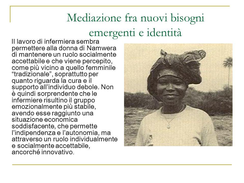 Mediazione fra nuovi bisogni emergenti e identità