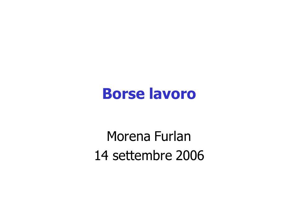 Morena Furlan 14 settembre 2006