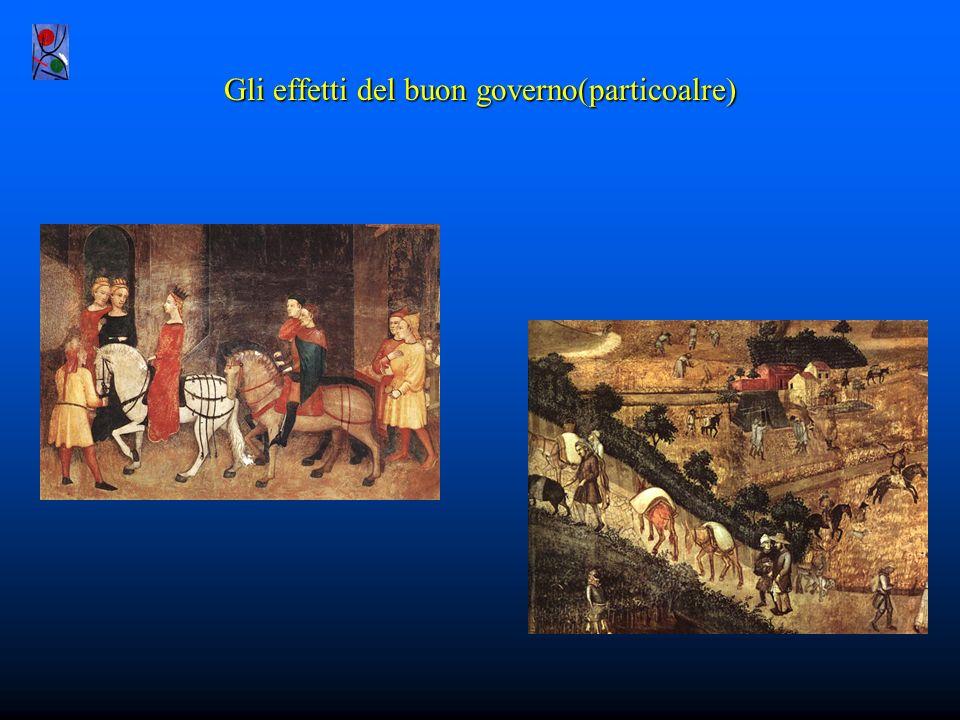 Gli effetti del buon governo(particoalre)