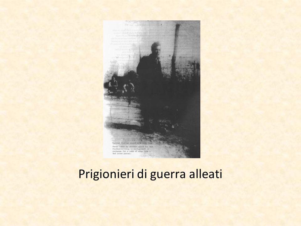 Prigionieri di guerra alleati