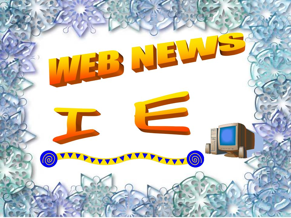 WEB NEWS I E