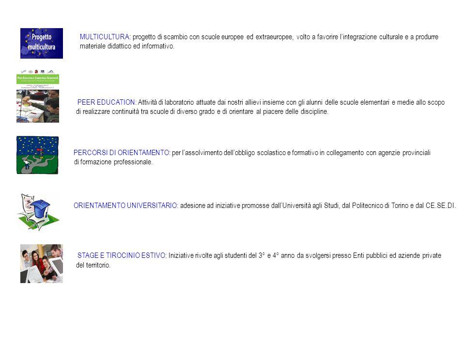 materiale didattico ed informativo.