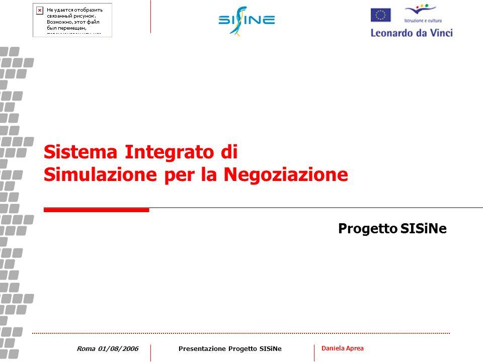 Sistema Integrato di Simulazione per la Negoziazione