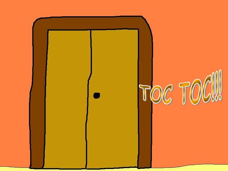 TOC TOC!!!