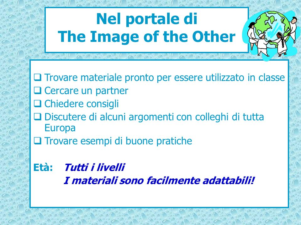Nel portale di The Image of the Other