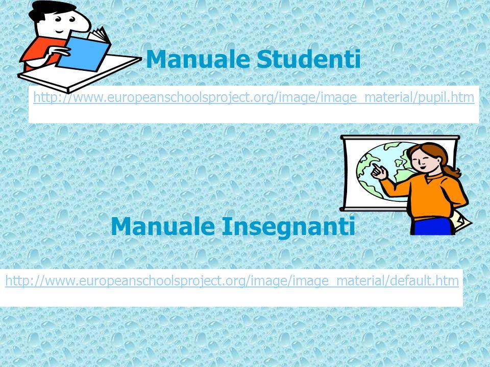 Manuale Studenti Manuale Insegnanti