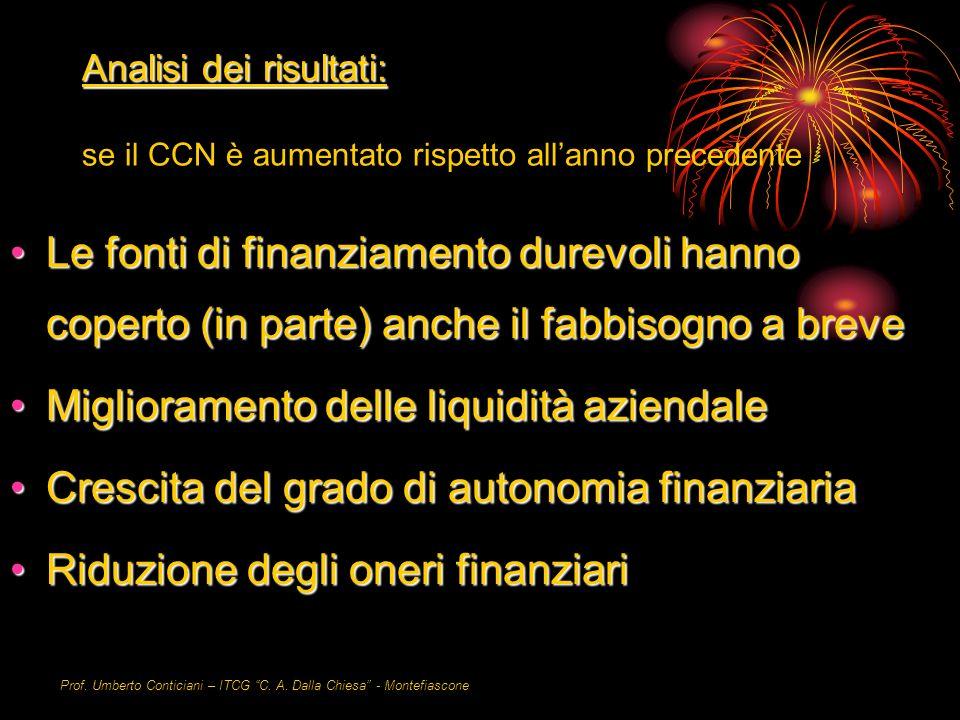 Prof. Umberto Conticiani – ITCG C. A. Dalla Chiesa - Montefiascone
