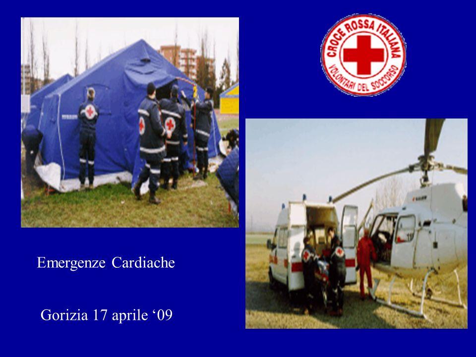 Emergenze Cardiache Gorizia 17 aprile '09