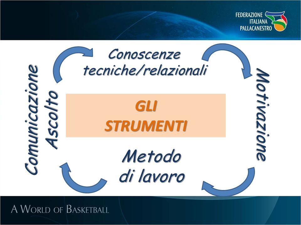 Conoscenze tecniche/relazionali