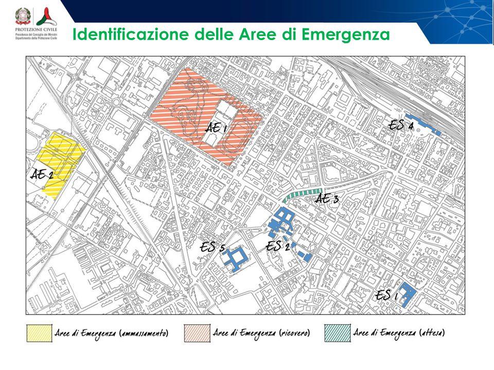 Identificazione delle Aree di Emergenza