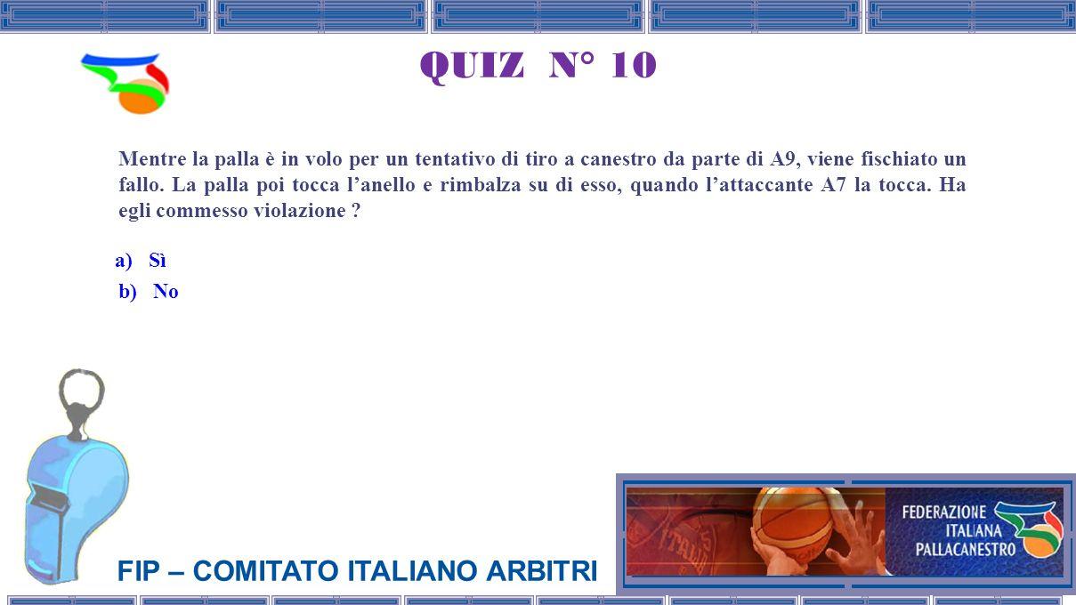 QUIZ N° 10