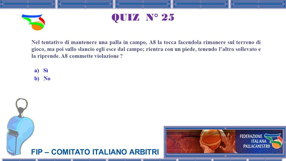 QUIZ N° 25