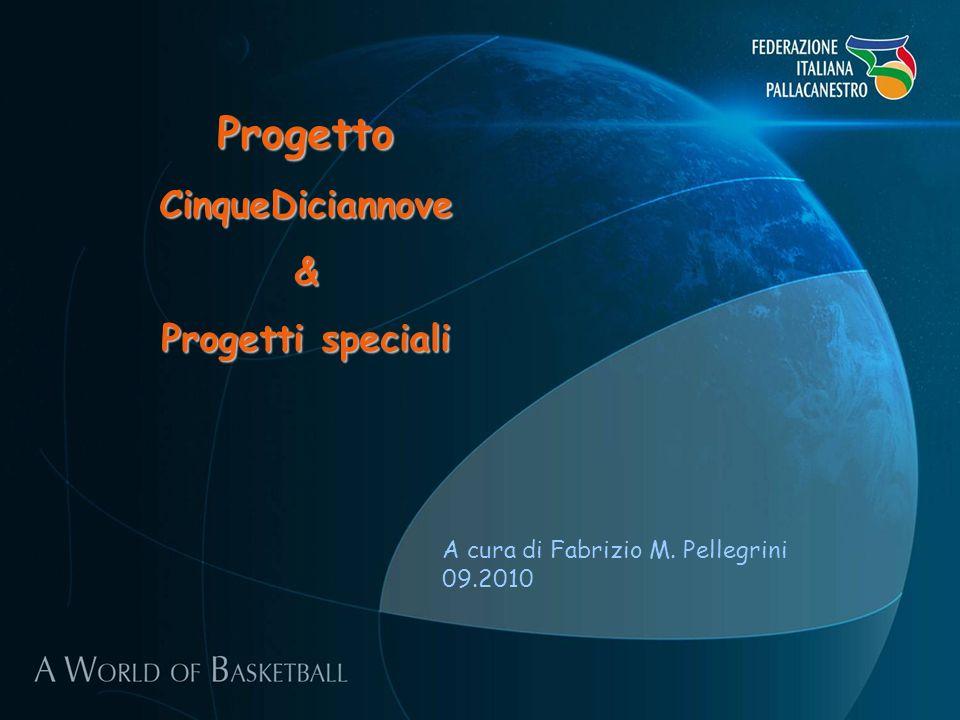 Progetto CinqueDiciannove & Progetti speciali