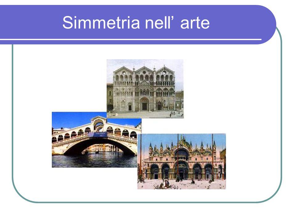 Simmetria nell' arte