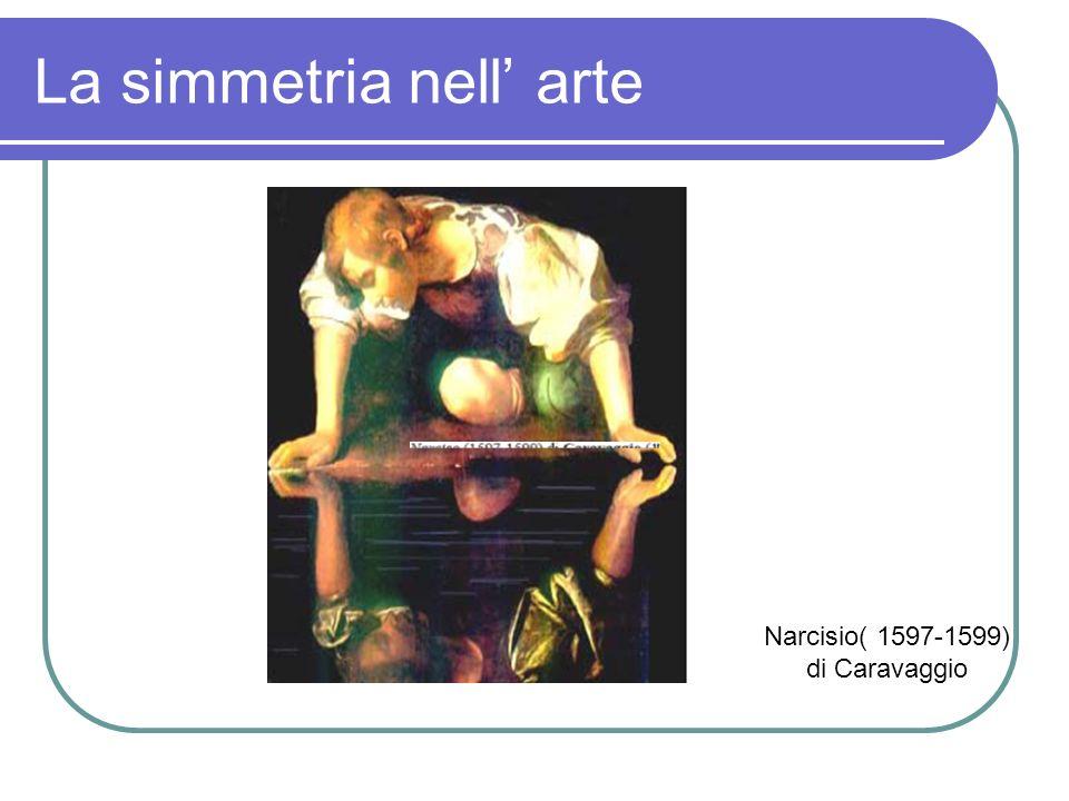 La simmetria nell' arte