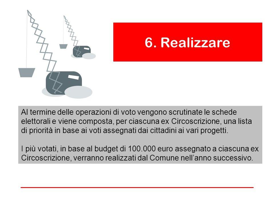 6. Realizzare