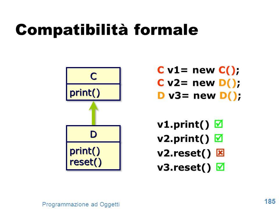 Compatibilità formale