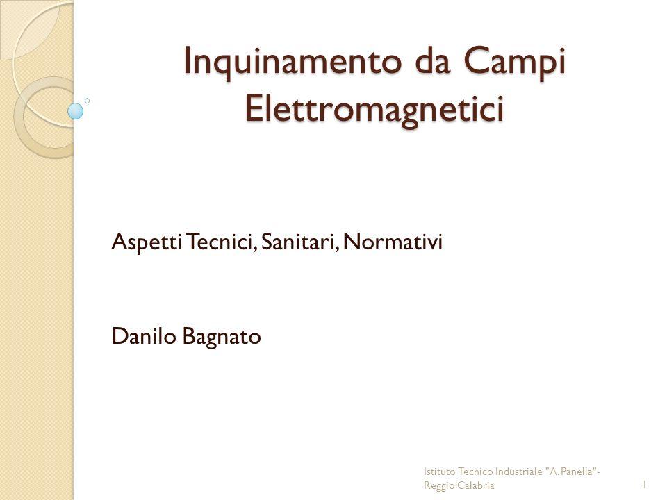 Inquinamento da Campi Elettromagnetici