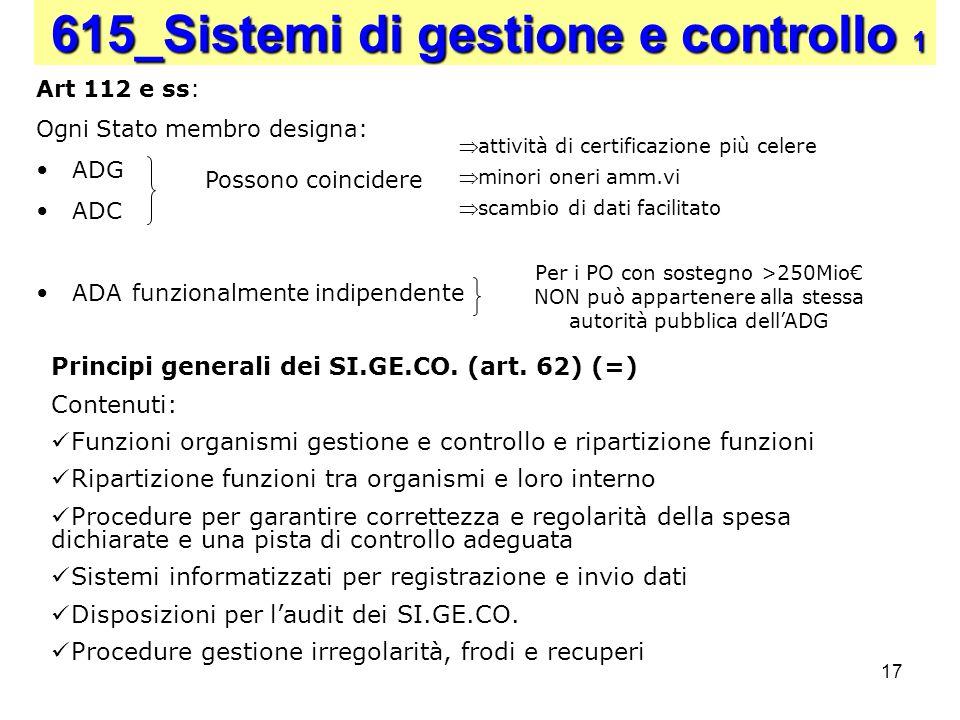 615_Sistemi di gestione e controllo 1