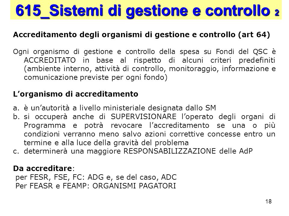615_Sistemi di gestione e controllo 2