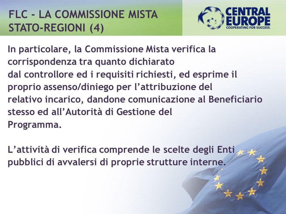FLC - LA COMMISSIONE MISTA STATO-REGIONI (4)