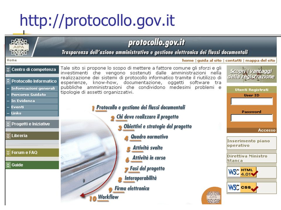 http://protocollo.gov.it
