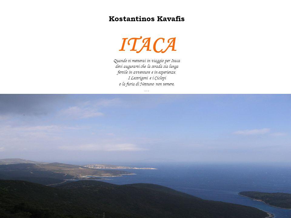 ITACA Kostantinos Kavafis