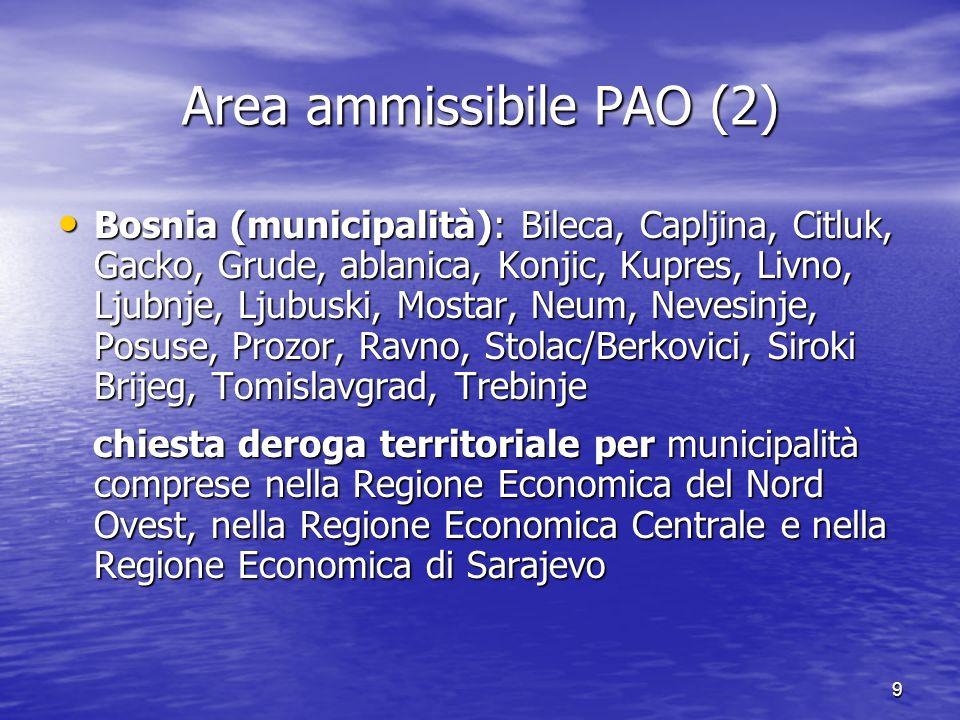 Area ammissibile PAO (2)