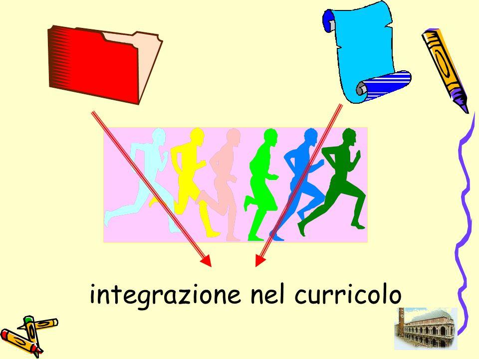 integrazione nel curricolo