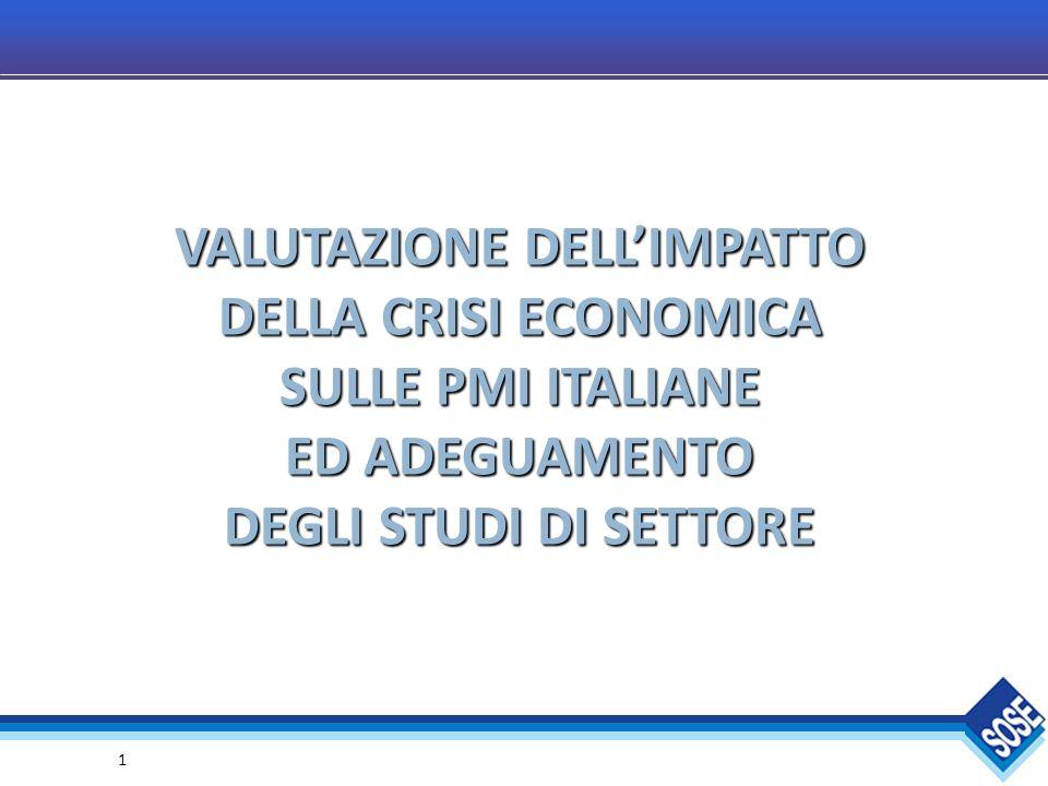 VALUTAZIONE DELL'IMPATTO