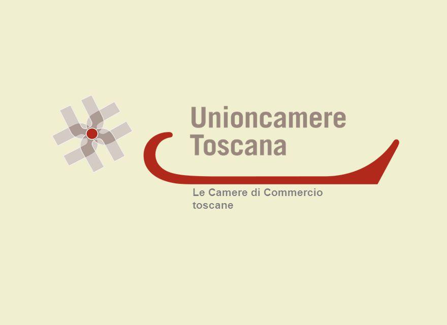 Le Camere di Commercio toscane