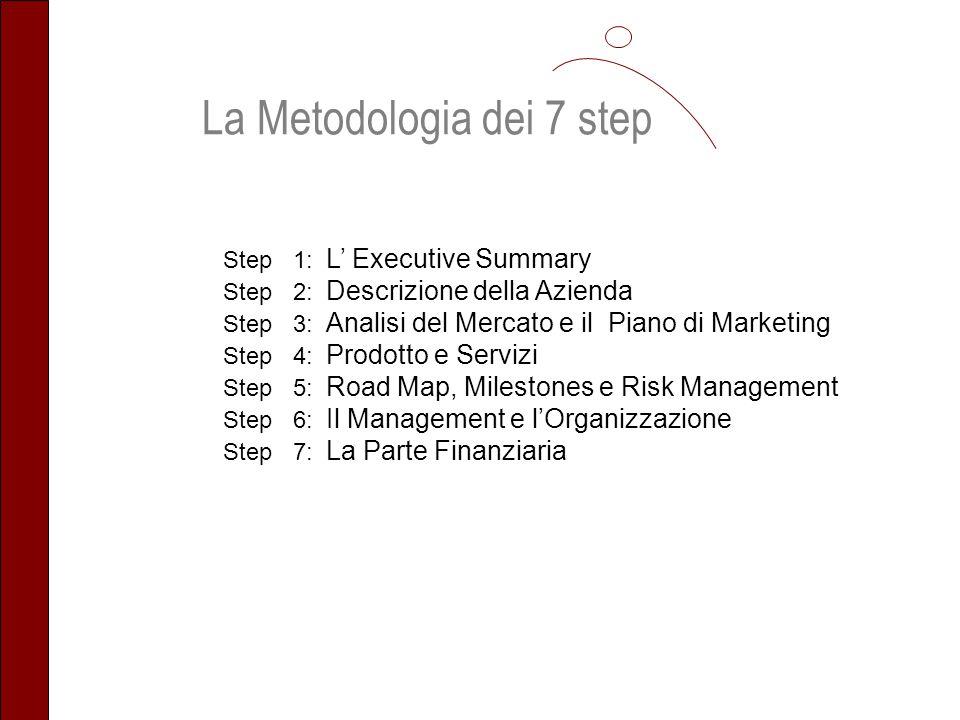 La Metodologia dei 7 step