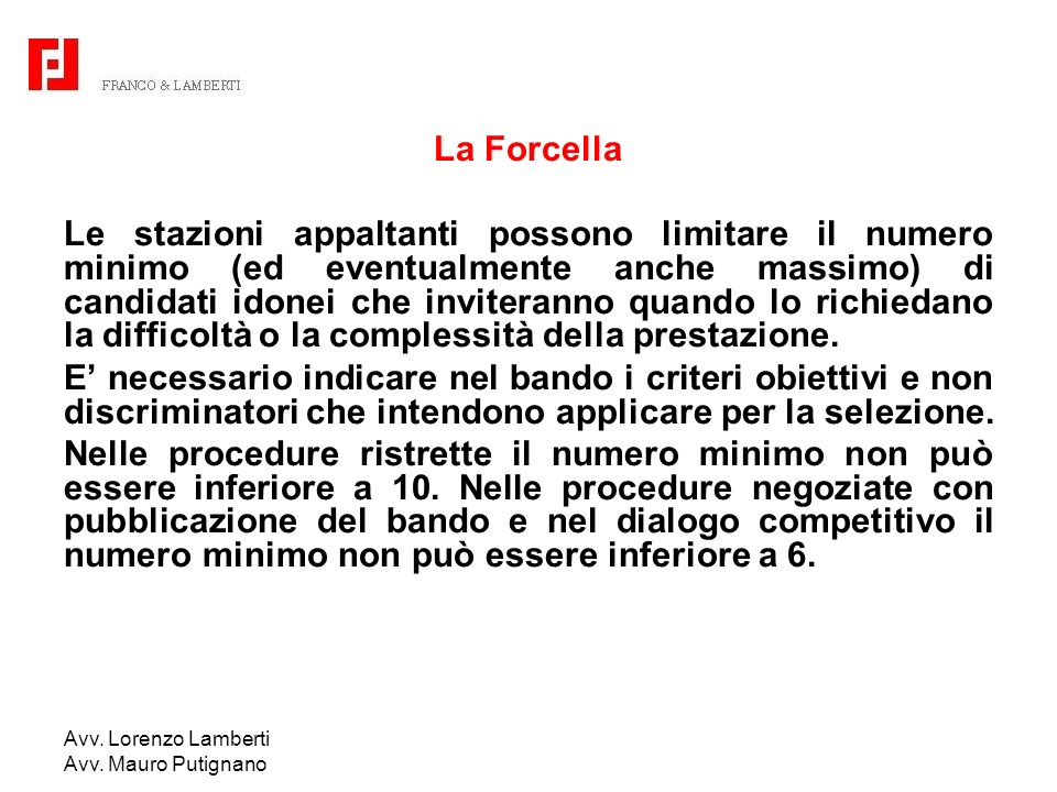 La Forcella